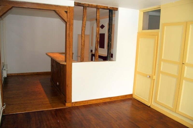 Rental apartment La neuve lyre 390€ CC - Picture 3