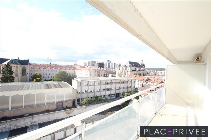 Verkauf wohnung Nancy 69000€ - Fotografie 1