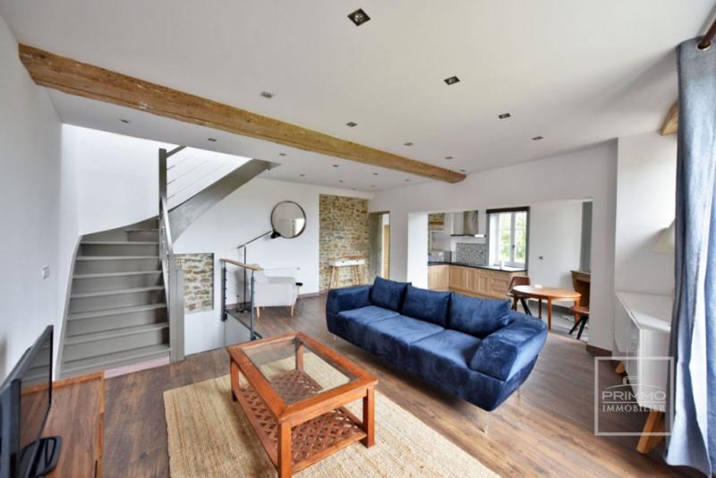 Vente maison / villa Saint didier au mont d or 480000€ - Photo 1