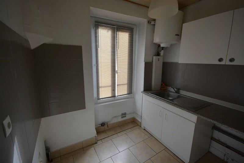Verkoop  appartement Bourgoin jallieu 79900€ - Foto 2