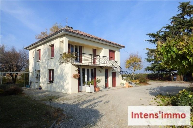 Produit d'investissement maison / villa Chatuzange le goubet 265000€ - Photo 2