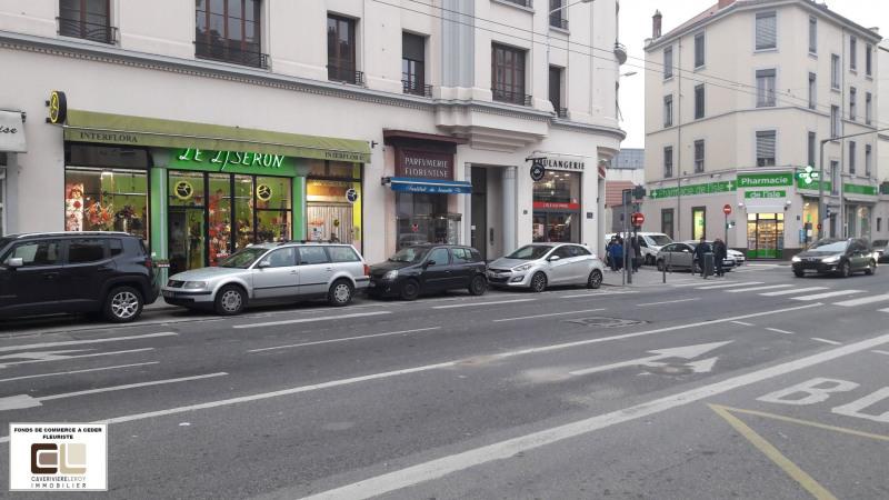 Commercial property sale shop Lyon 3ème 55000€ - Picture 1
