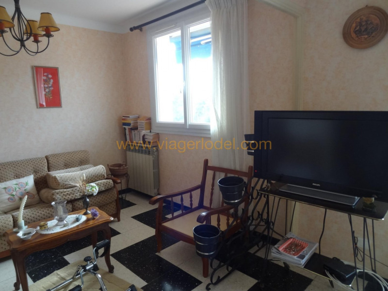 Viager appartement Montpellier 50 000€ - Photo 1