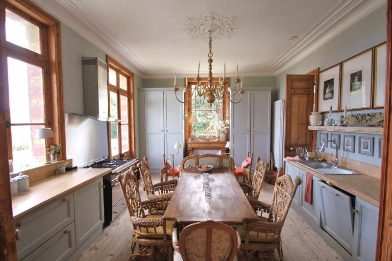 Deluxe sale house / villa Villers sur mer 1650000€ - Picture 7