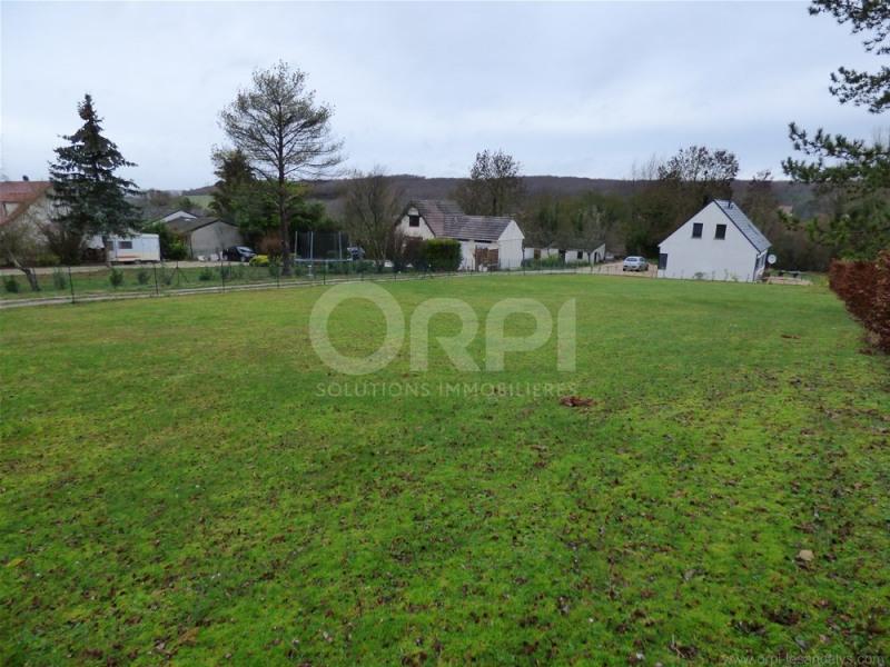 Terrain à bâtir - 1085 m² - proche les andelys