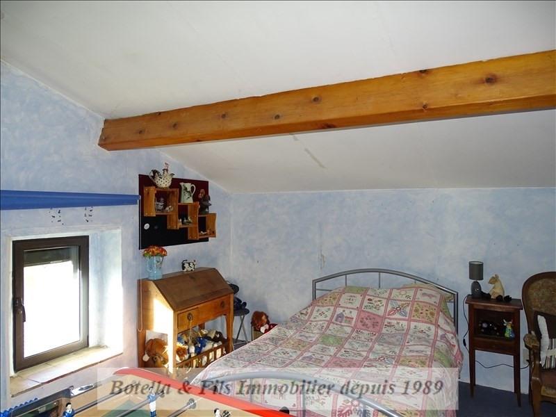Vente maison / villa Barjac 318000€ - Photo 9