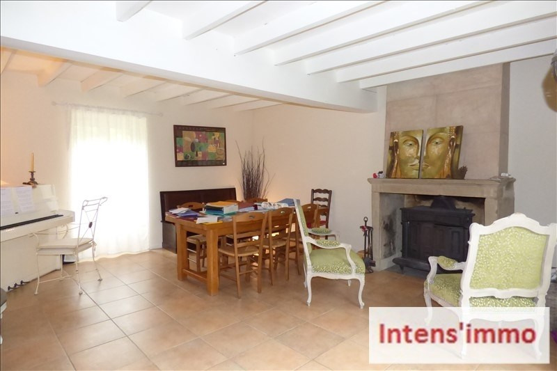 Sale house / villa Besayes 382 000€ - Picture 2