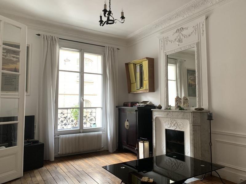 Vente appartement Paris 18ème 650000€ - Photo 1