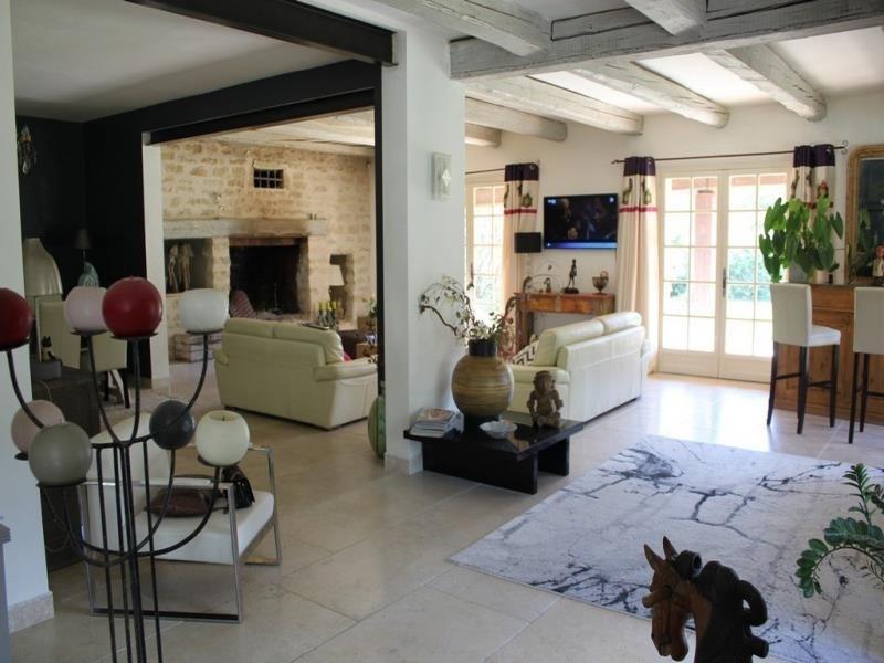 Deluxe sale house / villa Villeneuve-les-avignon 699000€ - Picture 5