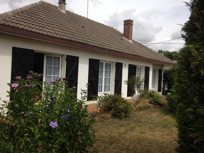 Sale house / villa Conches en ouche 128 000€ - Picture 1