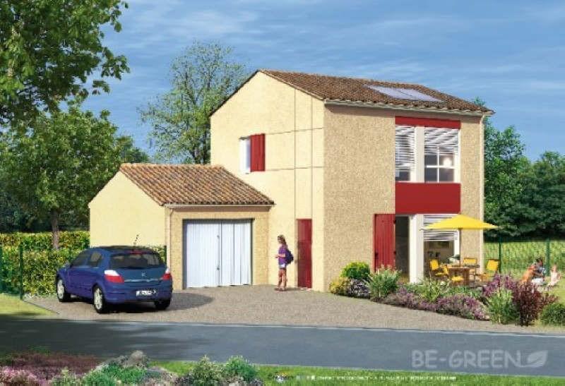 Location maison / villa Mignaloux beauvoir 820€ CC - Photo 1