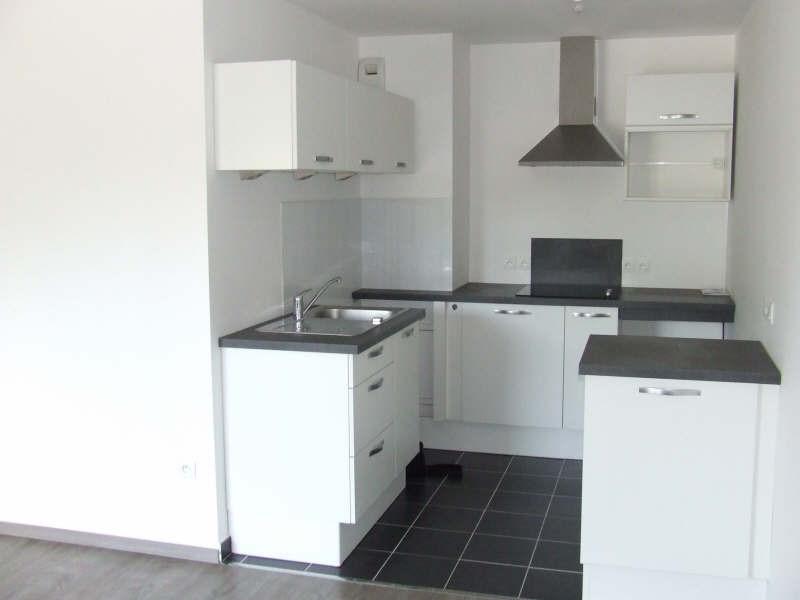 Rental apartment Aulnoye aymeries 520€ CC - Picture 2