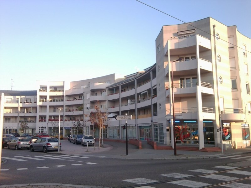Location appartement Ostwald 399€ CC - Photo 1
