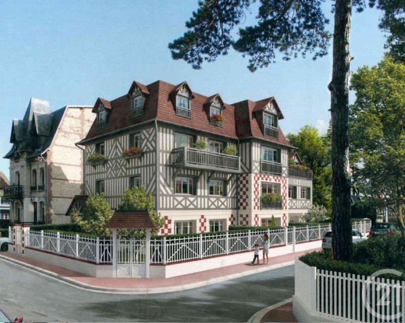 Престижная продажа квартирa Deauville 850000€ - Фото 1