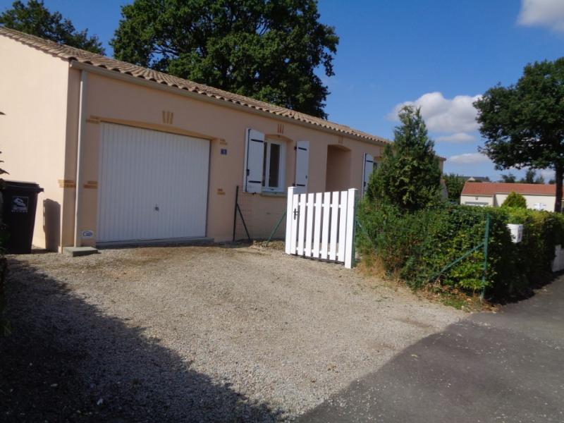 Location maison / villa La boissiere des landes 695€ CC - Photo 9