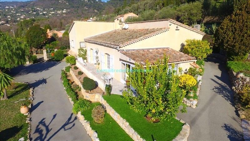 Vente maison / villa Peymeinade 550000€ - Photo 4