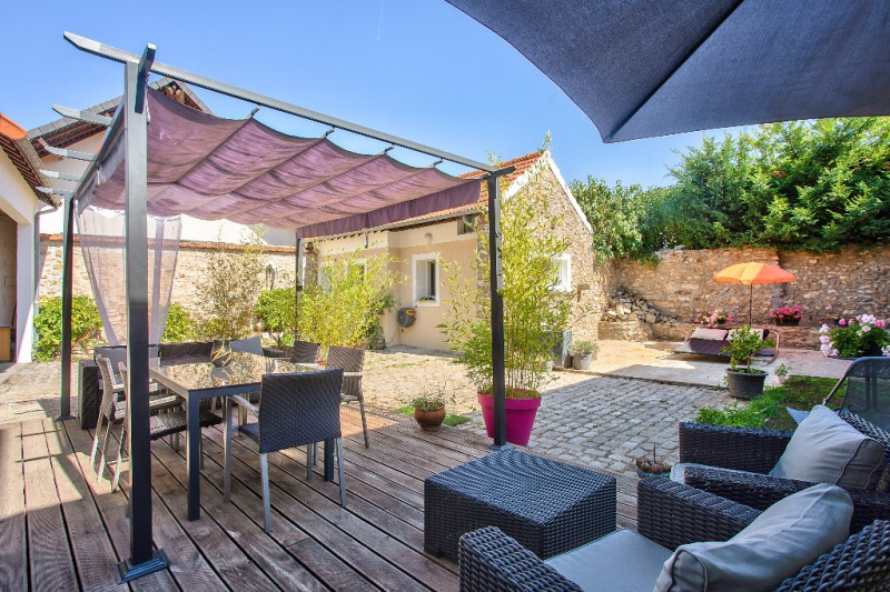 Vente maison / villa Ballainvilliers 553 850€ - Photo 2