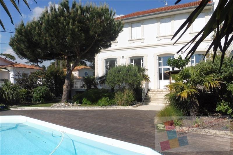 Vente de prestige maison / villa St georges de didonne 707200€ - Photo 2