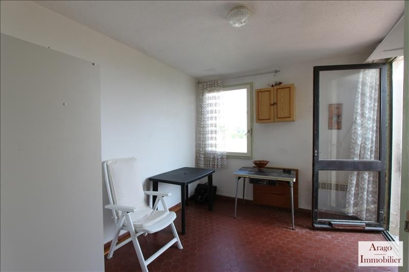 Sale apartment Le barcares 39 500€ - Picture 8