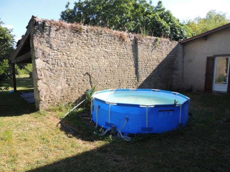 Vente maison / villa Saint romain de benet 219500€ - Photo 12