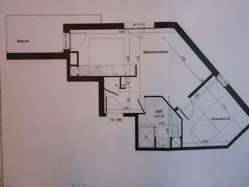 Location appartement Villeurbanne 642€ CC - Photo 5