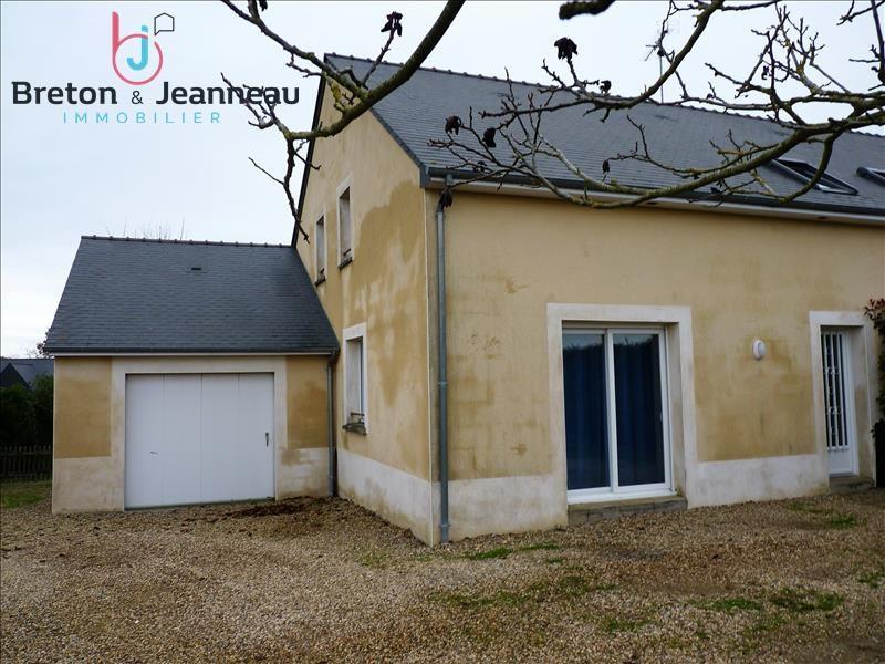 Sale house / villa Chatelain 119500€ - Picture 1