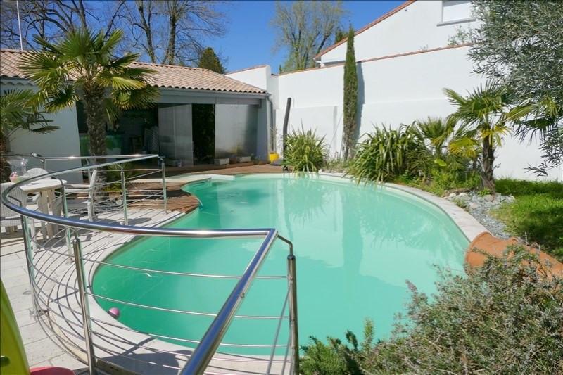 Vente de prestige maison / villa Vaux sur mer 821600€ - Photo 3