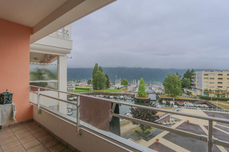Appartement 2 pièces de 46 m² vue lac