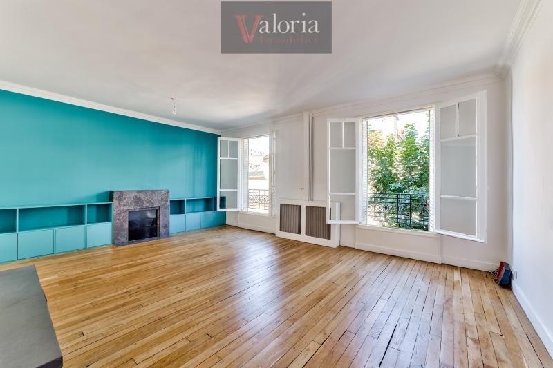 Vente appartement Paris 17ème 599000€ - Photo 1