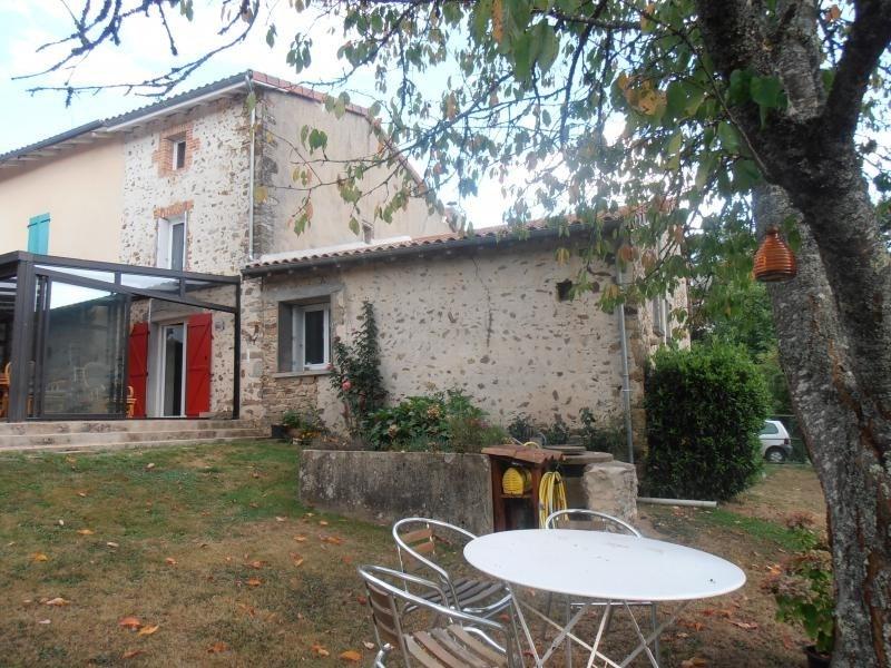 Vente maison / villa Nantiat 119000€ - Photo 2