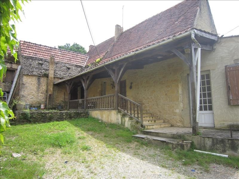 Sale house / villa Meyrals 176 550€ - Picture 1
