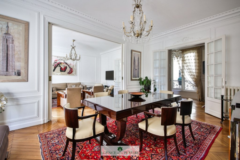 Vente de prestige appartement Paris 17ème 1 920 000€ - Photo 2