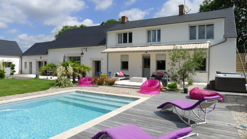 Deluxe sale house / villa St denis en val 599 000€ - Picture 1
