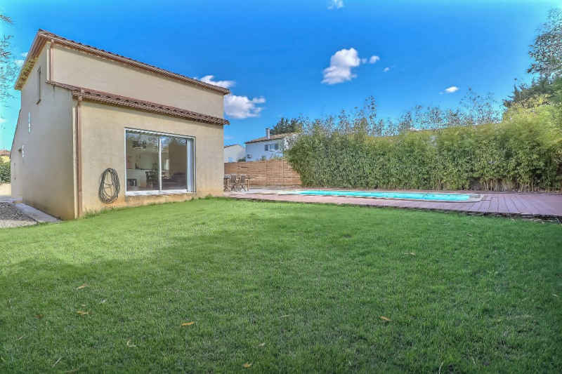 Vente maison / villa Bouillargues 373000€ - Photo 11