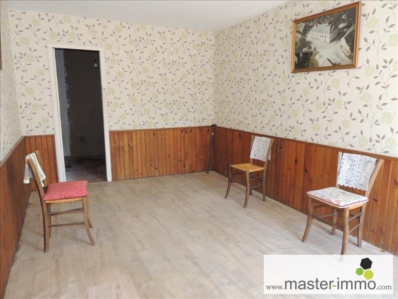 Venta  casa Villeneuve en perseigne 74000€ - Fotografía 5