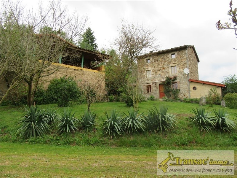 Sale house / villa Courpiere 253 750€ - Picture 1