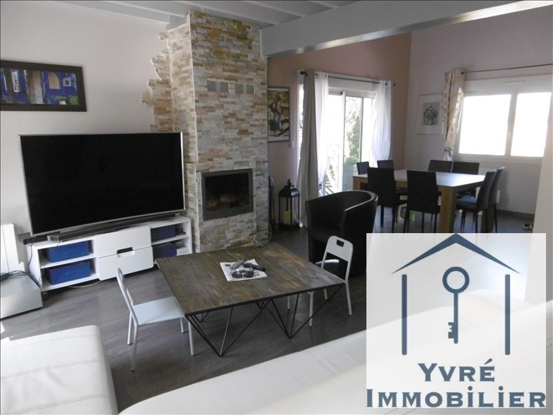 Sale house / villa Yvre l'eveque 288 750€ - Picture 1