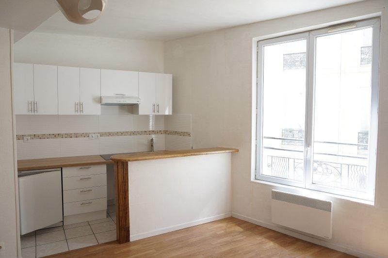 Location appartement Paris 2ème 1104€ CC - Photo 1