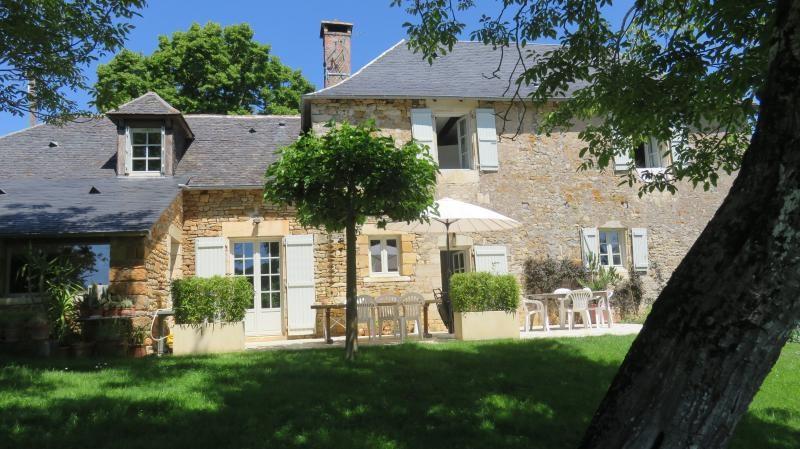 Sale house / villa Grezes 499800€ - Picture 1