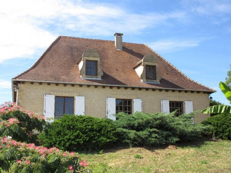Sale house / villa Beauregard de terrasson 493500€ - Picture 2
