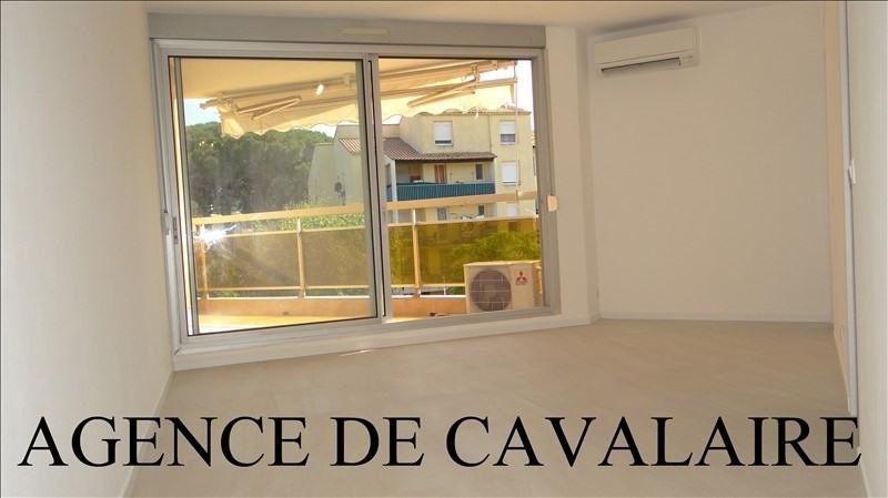 Sale apartment Cavalaire 185000€ - Picture 1