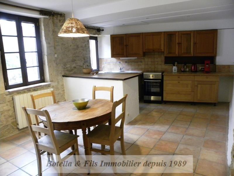 Verkoop  huis Uzes 140000€ - Foto 2