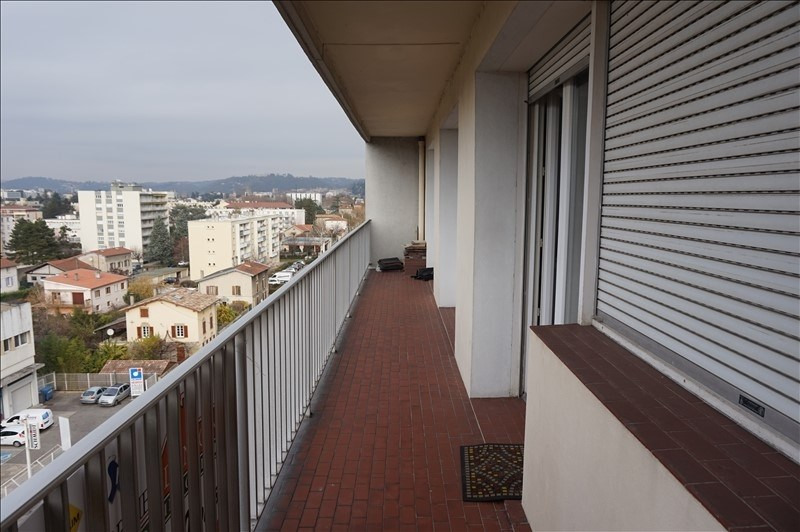 Sale apartment Vienne 169 000€ - Picture 1
