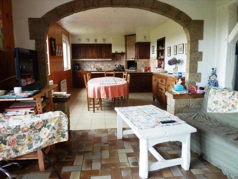 Sale house / villa La bazouge du desert 135200€ - Picture 7