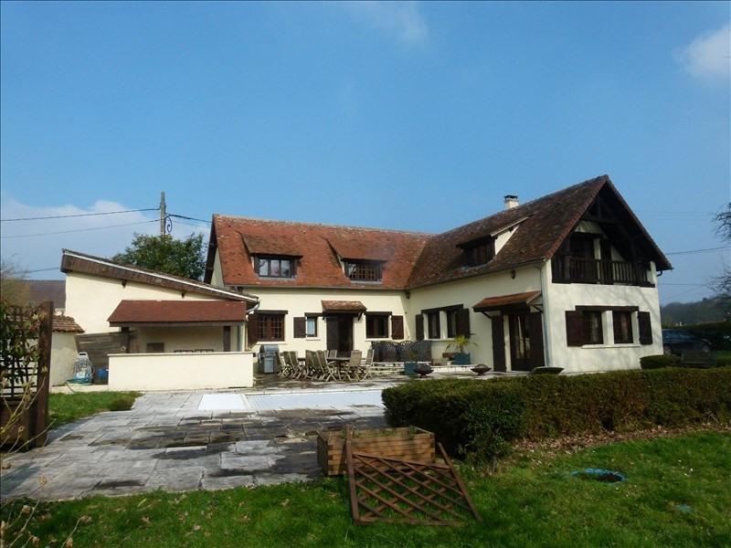 Sale house / villa Montfort-l'amaury 470000€ - Picture 1