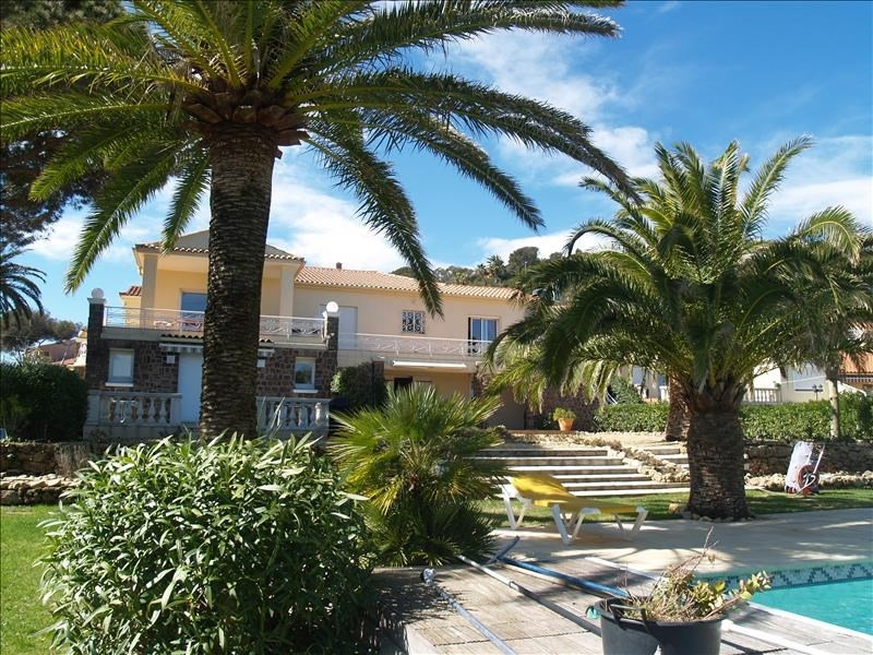 Vente de prestige maison / villa Les issambres 1470000€ - Photo 2