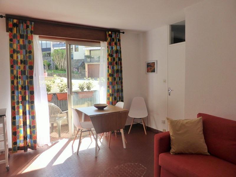 Location vacances appartement Collioure 264€ - Photo 3