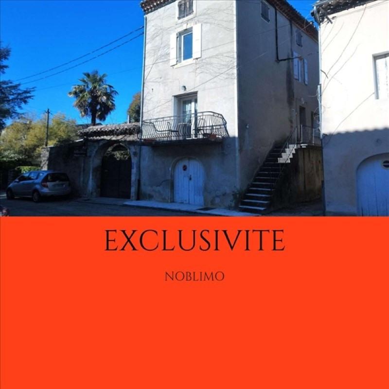 Vente maison / villa Vallon pont d'arc 159300€ - Photo 1