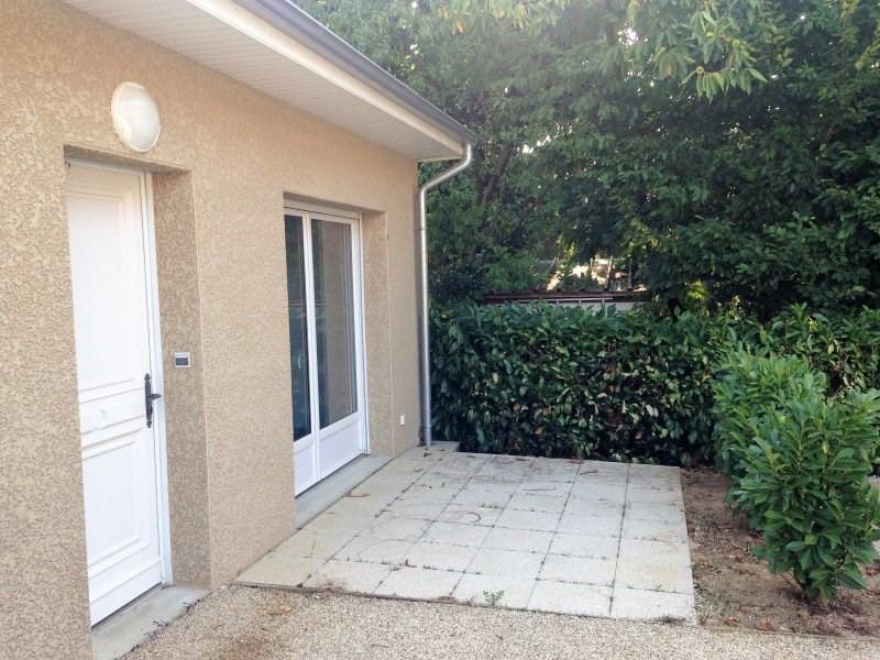 Rental apartment Attignat 640€ CC - Picture 2