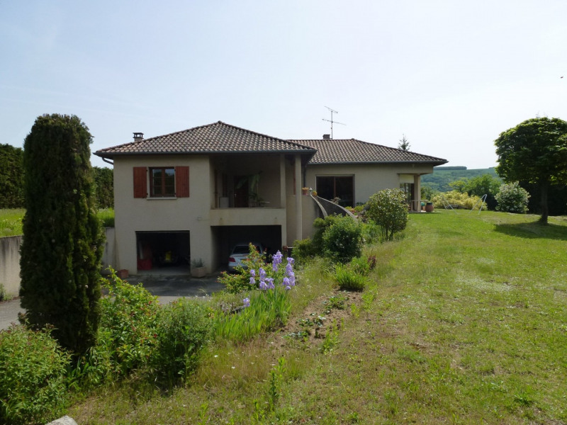 Rental house / villa Hauterives 950€ CC - Picture 3